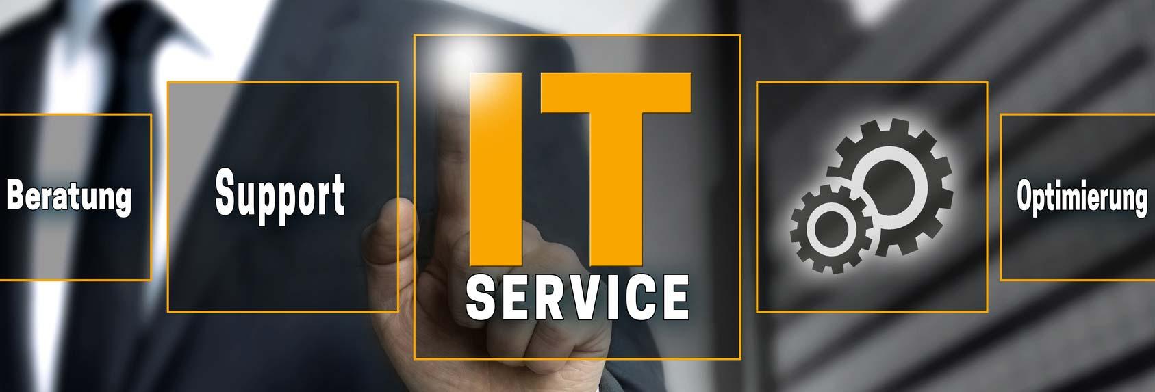 IT-Service von net97