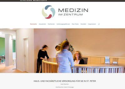 MIZ-Webseite