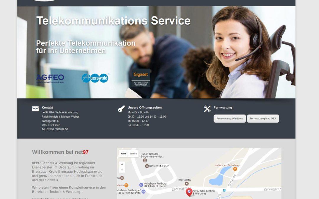 net97.de – Ihr Partner in Sachen Technik & Werbung